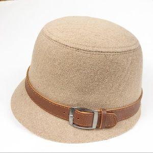 🌿 Stylish Tan Fall Hat